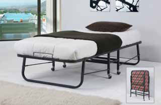 Folding bed fold up beds online furniture bedding store for Best fold away bed