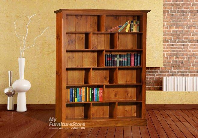 image of pigeon bookcase