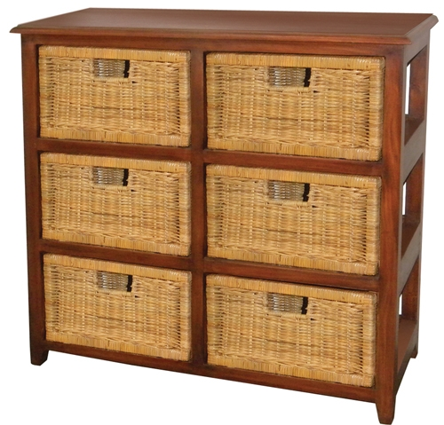 Wonderful Cane Storage Drawers - Online Furniture & Bedding Store RH08